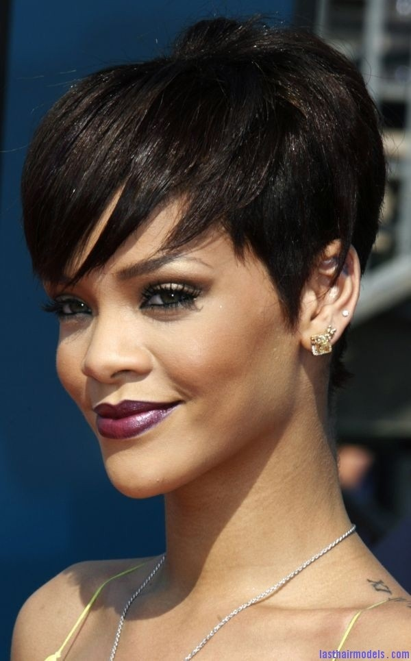 Admirable Hair Styles For Round Faces Africanism Cosmopolitan Short Hairstyles For Black Women Fulllsitofus