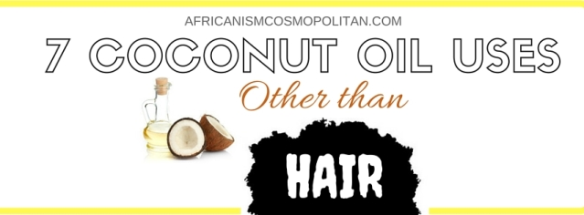 7 COCONUT OIL
